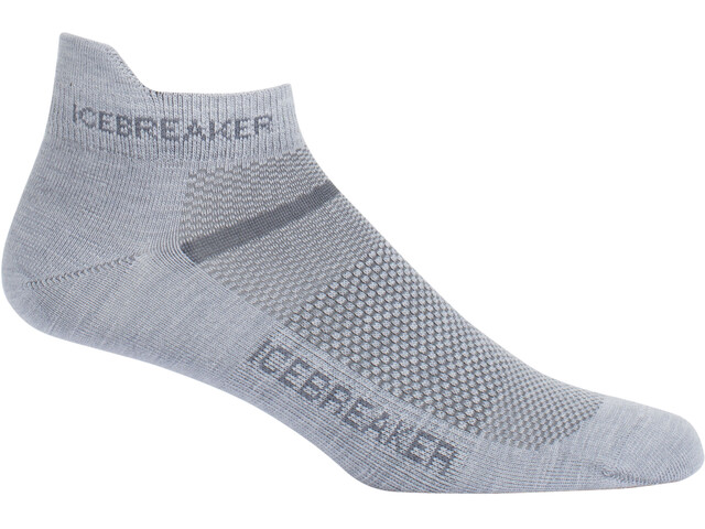 Icebreaker M's Multisport Ultra Light Micro Socks fossil/monsoon